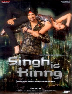 Singh Is Kinng  (2008) - Hindi Movie