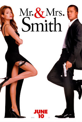 Mr. & Mrs. Smith 2005 Hindi Dubbed Movie Watch Online