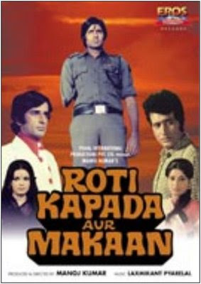 Roti Kapada Aur Makaan 1974 Hindi Movie Watch Online