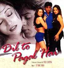 Dil To Pagal Hai 1997 Hindi Movie Download