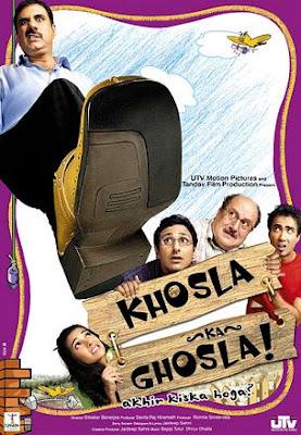 Khosla Ka Ghosla 2006 Hindi Movie Watch Online