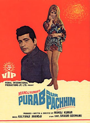 Purab Aur Pachhim 1970 Hindi Movie Download