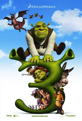 Shrek the Third 2007 Hollywood Movie in Hindi Download