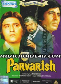 Parvarish (1977) - Hindi Movie