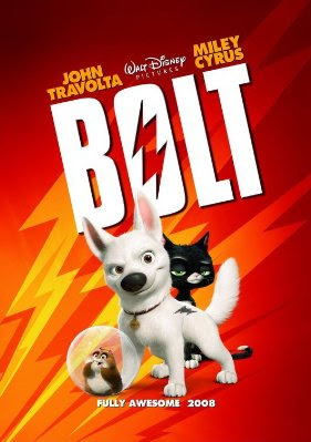 Bolt 2008 Hollywood Amimation Movie Watch Online