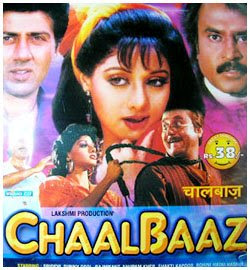 ChaalBaaz (1989) hindi movie watch online