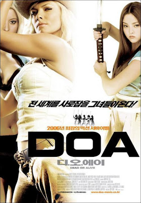 DOA: Dead or Alive 2006 Hollywood Movie Download