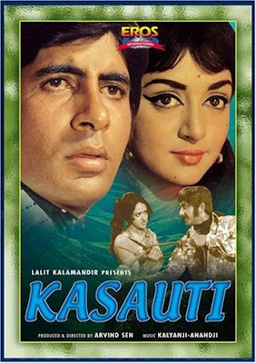 Kasauti 1974 Hindi Movie Watch Online