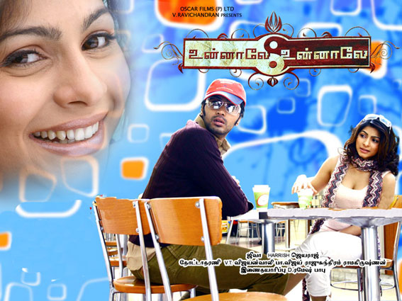 Watch Unnale Unnale (2007) Tamil Movie Online
