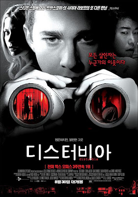 Disturbia 2007 Hindi Dubbed Movie Watch Online