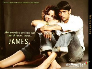 James 2005 Hindi Movie Watch Online