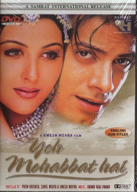 Yeh Mohabbat Hai 2002 Hindi Movie Watch Online