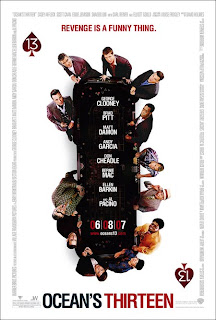 Ocean's Thirteen 2007 Hollywood Movie Watch Online