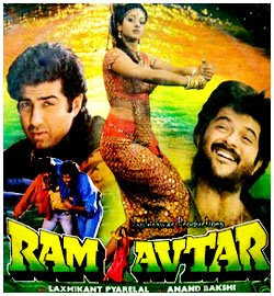 Ram-Avtar (1988) - Hindi Movie