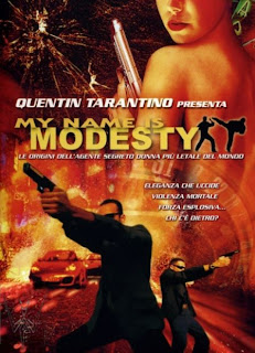 My Name Is Modesty: A Modesty Blaise Adventure 2004 Hollywood Movie Watch Online