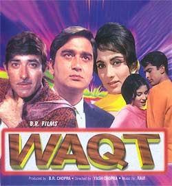 Waqt 1965 Hindi Movie Watch Online