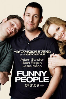 Funny People 2009 Hollywood Movie Watch Online