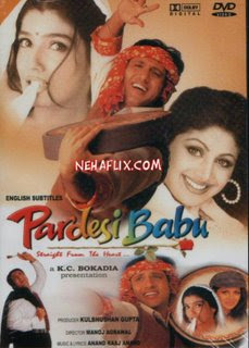 Pardesi Babu (1998) - Hindi Movie