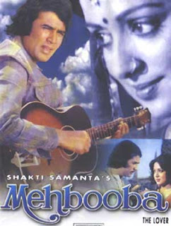 Mehbooba 1976 Hindi Movie Watch Online