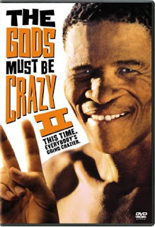 The Gods Must Be Crazy II 1989 Hollywood Movie in Hindi Download