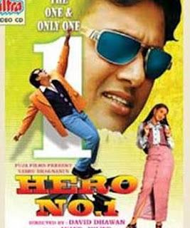 Hero No. 1 1997 Hindi Movie Download