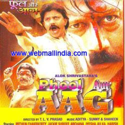 Phool Aur Aag 1999 Hindi Movie Watch Online