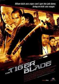 Watch The Tiger Blade Hindi Dubbed Movie Online