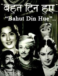 Bahut Din Hue (1954) - Hindi Movie
