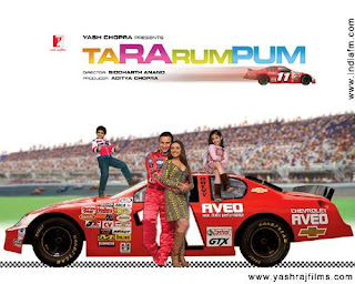 Ta Ra Rum Pum 2007 Hindi Movie Watch Online