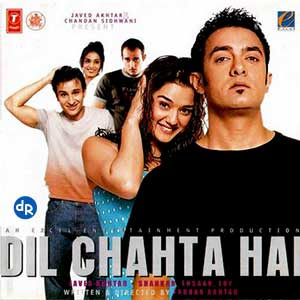 Dil Chahta Hai 2001 Hindi Movie Watch Online