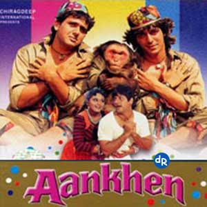 Aankhen 1993 Hindi Movie Watch Online