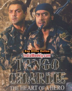 Tango Charlie 2005 Hindi Movie Watch Online