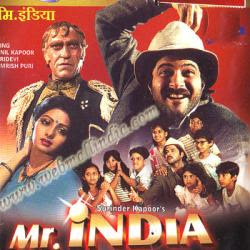 Mr India 1987 Hindi Movie Watch Online