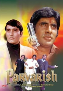 Parvarish 1977 Hindi Movie Watch Online