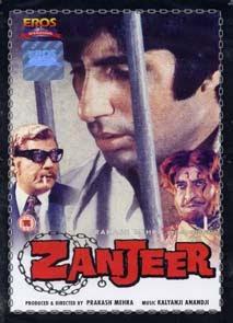 Zanjeer 1973 Hindi Movie Watch Online
