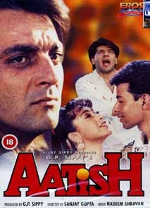Aatish: Feel the Fire 1994 Hindi Movie Watch Online