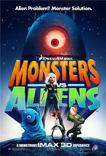 Monsters vs Aliens 2009 Hindi Dubbed Movie Watch Online