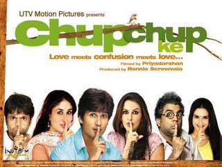 Chup Chup Ke 2006 Hindi Movie Watch Online
