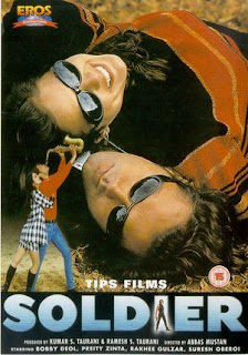 Soldier 1998 Hindi Movie Watch Online