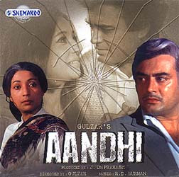 Aandhi 1975 Hindi Movie Watch Online