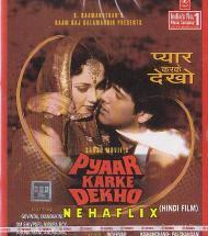 Pyaar Karke Dekho 1987 Hindi Movie Watch Online