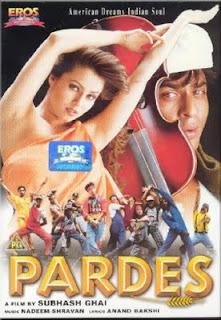 Pardes 1997 Hindi Movie Watch Online