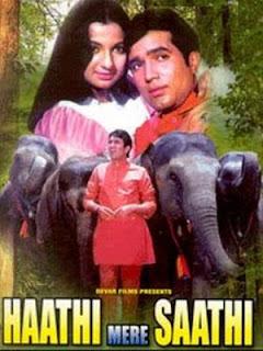 Haathi Mere Saathi 1971 Hindi Movie Watch Online