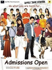 Admissions Open (2010) - Hindi Movie