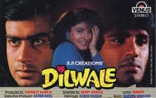 Dilwale 1994 Hindi Movie Watch Online