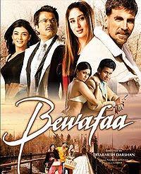 Bewafaa 2005 Hindi Movie Watch Online