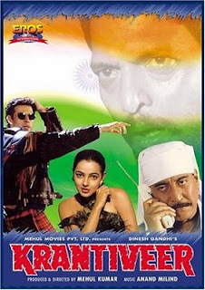 Krantiveer 1994 Hindi Movie Watch Online