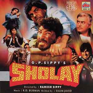 Sholay 1975 Hindi Movie Watch Online