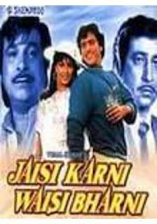 Jaisi Karni Waisi Bharni 1989 Hindi Movie Watch Online