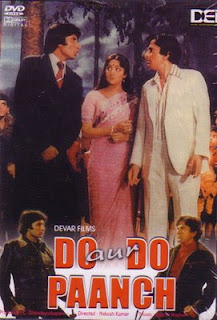 Do Aur Do Paanch 1980 Hindi Movie Watch Online